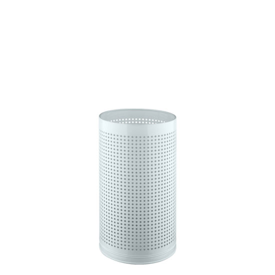 Sieb Midi Perforated Bin, White