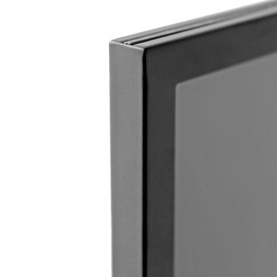 Display Stand Q EZI Frame Black detail