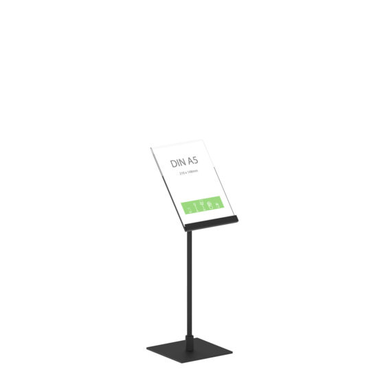 Display Stand Instand Midi, Angled Ctr A5 Main