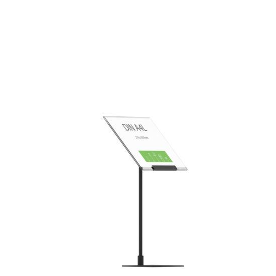 Display Stand Instand Midi, Angled Top A4L Flat