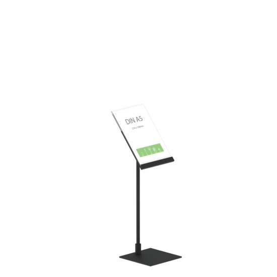 Display Stand Instand Midi, Angled Top A5 Main