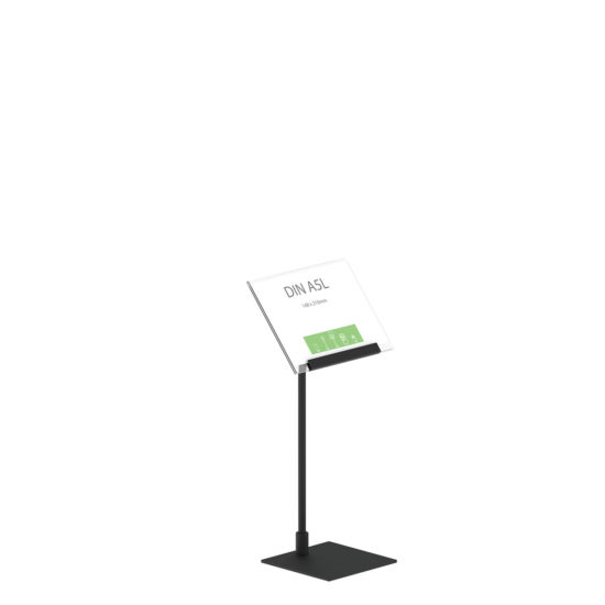 Display Stand Instand Midi, Angled Top A5L Main