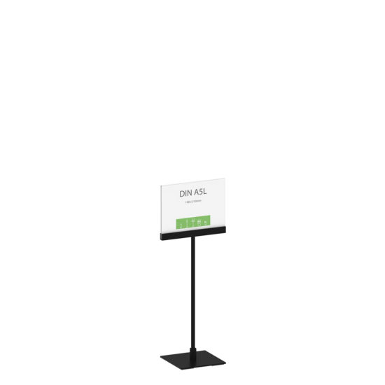 Display Stand Instand Midi, Straight Ctr. A5L Main