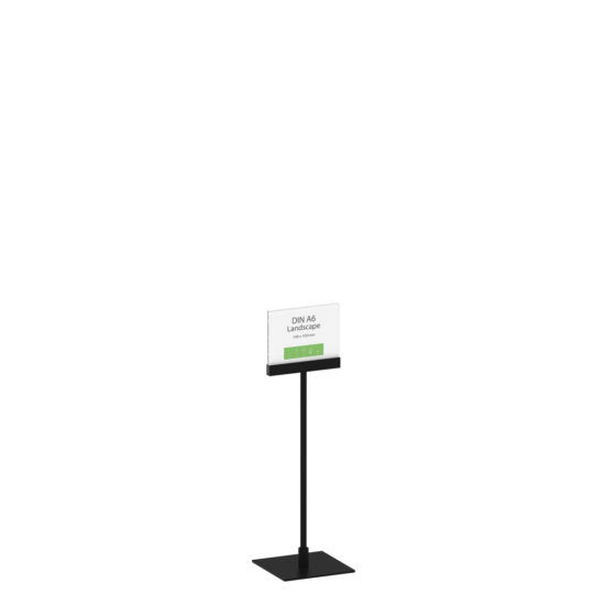 Display Stand Instand Midi, Straight Ctr. A6L Main