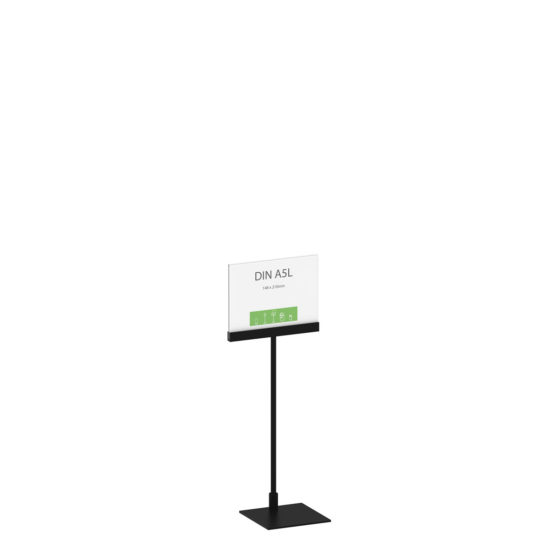 Display Stand Instand Midi, Straight Top A5L Main
