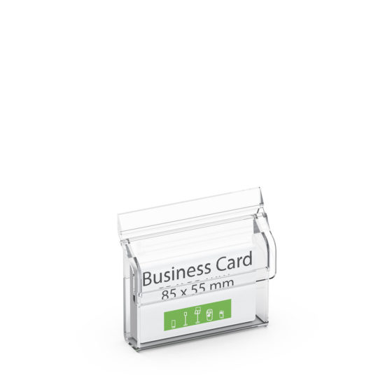 Outdoor Business Card Holder Cove BC main