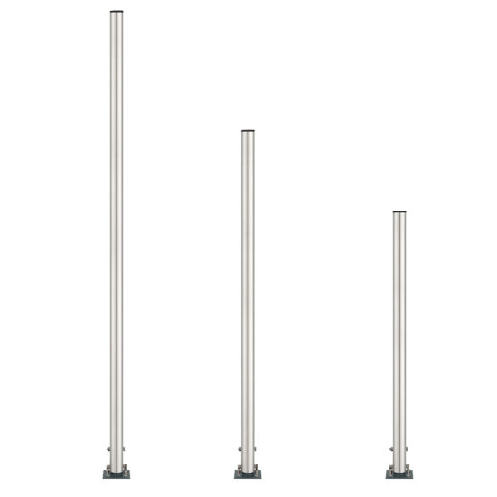 Outdoor Stand POST Kit Stainless Steel