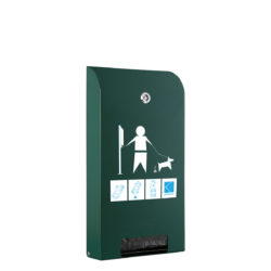 Bag Dispenser Canine Classic Green