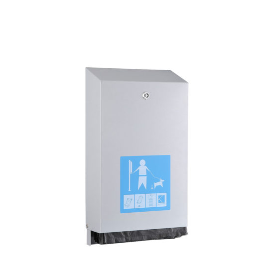 Pet Waste Stations Canine eco, Silver