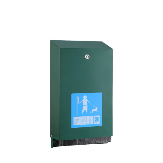 Pet Waste Stations Canine eco, Green main