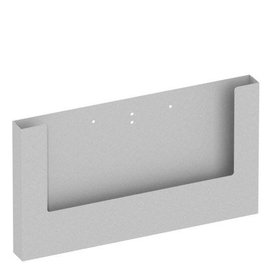 Wall Brochure Holder GS 2xA4 Main, Blank