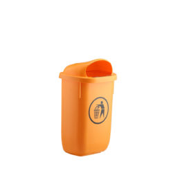 Outdoor Bin Urbin Orange