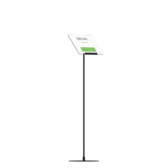 Display Stand Instand Maxi, Angled A4L Flat