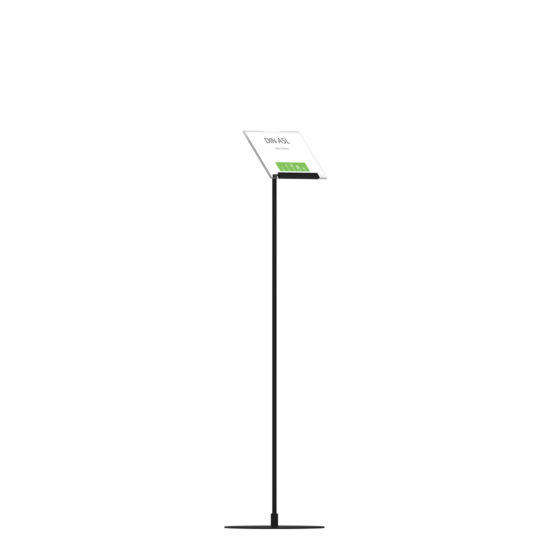 Display Stand Instand Maxi, Angled A5L Flat
