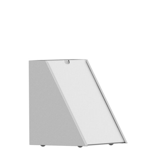 Suggestion Box Karpas Tabletop Silver side blank