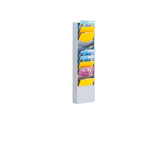 Wall Literature Holder Sorti 11 Slim with Catalogue Main