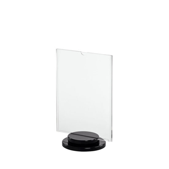 Table Sign Holder Inspin AD1 A5 Blank