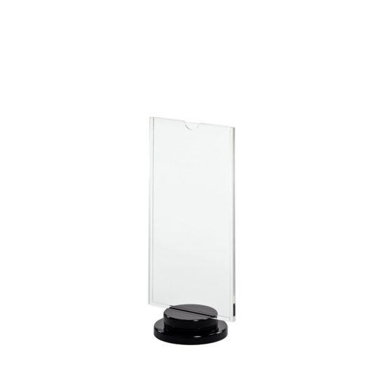 Table Sign Holder Inspin AD1 DL Blank