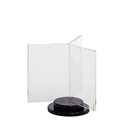 Table Sign Holder Inspin AD3 A6 Blank