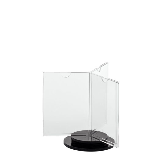 Table Sign Holder Inspin AD3 A7 Blank