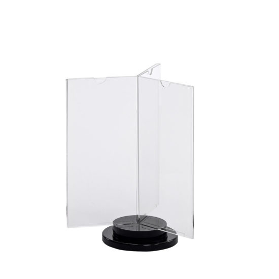 Table Sign Holder Inspin AD3 DL Blank