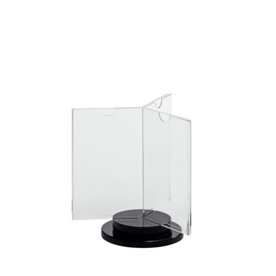 Table Sign Holder Inspin AD3 S Blank