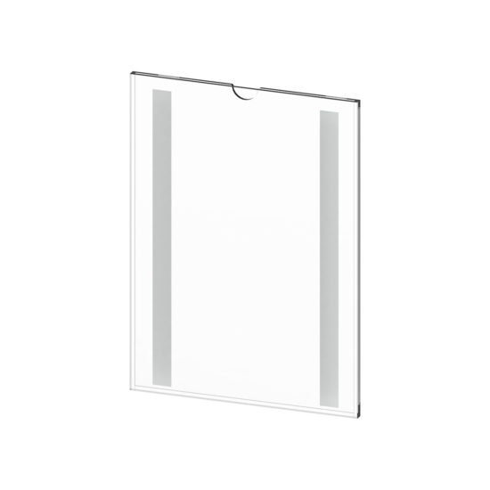 Frameless Frame A4 Blank with tape