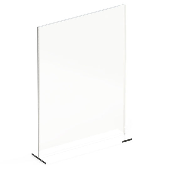 Tabletop Sign Holder Premium T-Sign A3 Blank