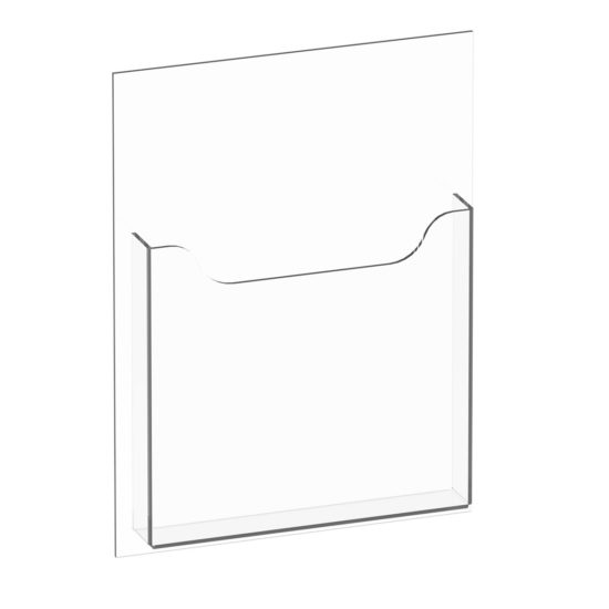 Hanging Signs IMS Brochure Display A4 Blank