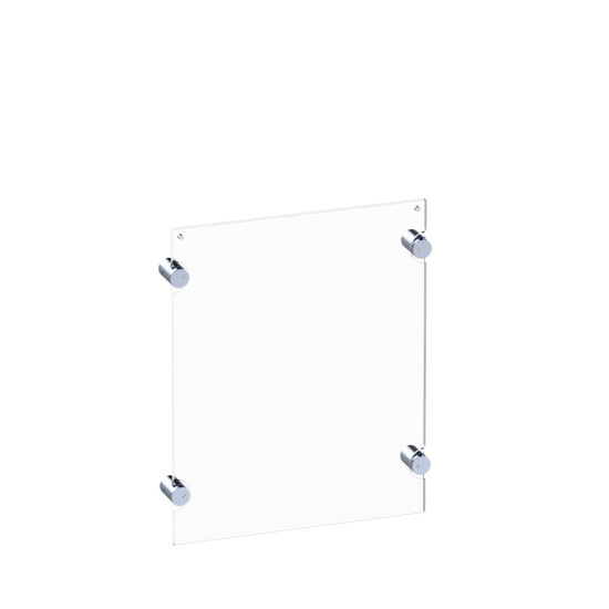 _IMS Wall Stand Off Frame A4 main blank